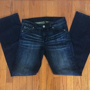 Kut from the Kloth Boot Cut Dark Wash Jeans Size 8